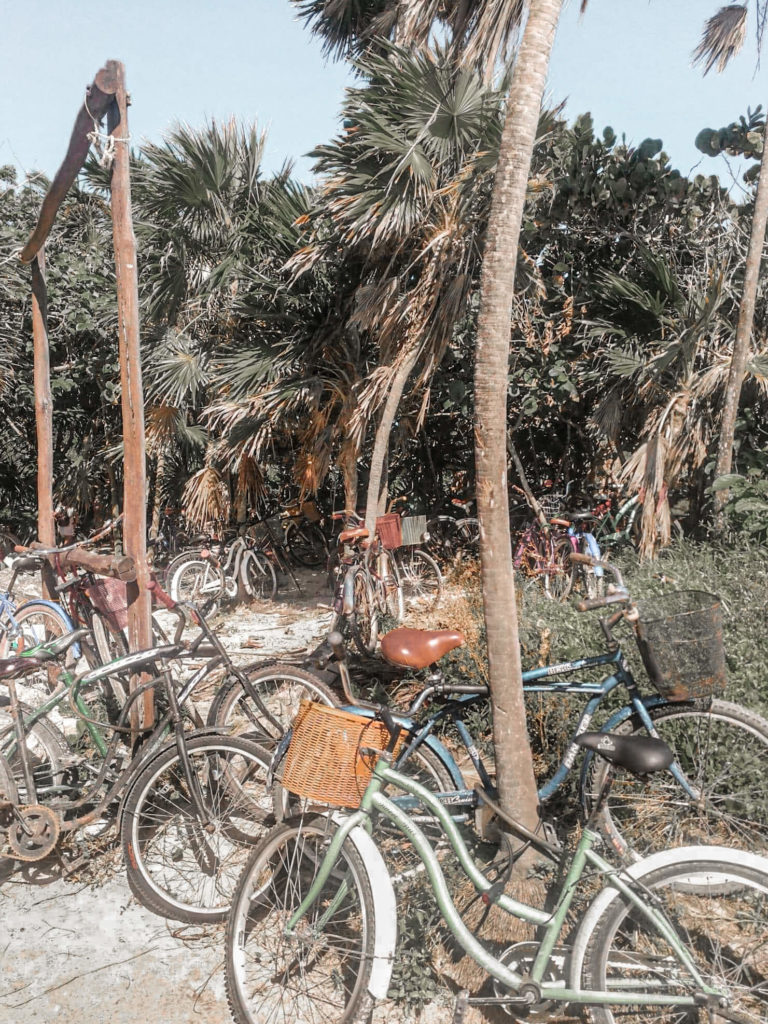 theultimateguidetotravelingtulumonabudget local beach bike parking
